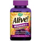 Alive! Women's Gummy Vitamins - 75 gummies