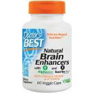Natural Brain Enhancers - 60 vcaps