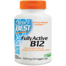 Fully Active B12, 1500mcg - 60 vcaps