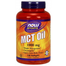 MCT Oil, 1000mg - 150 softgels