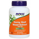 Horny Goat Weed Extract, 750mg - 90 tablets