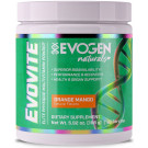 Evovite Naturals Powder, Orange Mango - 168g