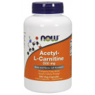 Acetyl-L-Carnitine, 500mg - 200 vcaps