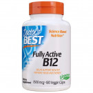 Fully Active B12, 1500mcg - 180 vcaps