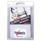 Elbow Wraps, Elastic - 1 pair