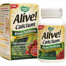 Alive! Calcium Max Absorption Bone Formula - 120 tabs