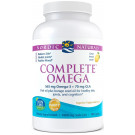 Complete Omega, 565mg Lemon - 180 softgels