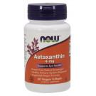 Astaxanthin, 4mg - 60 veggie softgels