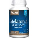 Melatonin with Quik-Solv, 300mcg Vanilla - 100 lozenges