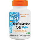 Benfotiamine with BenfoPure, 150mg - 360 vcaps