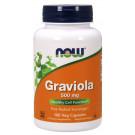 Graviola, 500mg - 100 vcaps