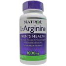 L-Arginine, 1000mg - 50 tabs