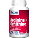 Arginine + Ornithine, 750mg - 100 tabs