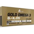Gold Omega 3 D3 + K2 Sport Edition - 60 caps