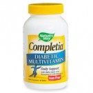 Diabetic Multivitamin - Completia, Iron Free - 90 tablets