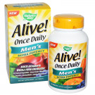 Alive! Once Daily Men's Ultra Potency - 60 tabs