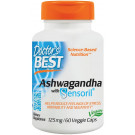 Ashwagandha with Sensoril, 125mg - 60 vcaps