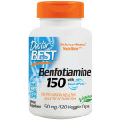 Benfotiamine with BenfoPure, 150mg - 120 vcaps