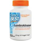 Lumbrokinase, 20mg - 60 vcaps
