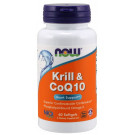 Krill & CoQ10 - 60 softgels