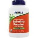 Spirulina Certified Organic, Powder - 113g