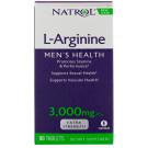 L-Arginine, 3000mg - 90 tabs