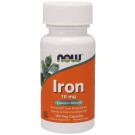 Iron, 18mg - 120 vcaps