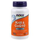 Krill & CoQ10 - 60 softgels