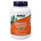 Magnesium & Potassium Aspartate with Taurine - 120 vcaps