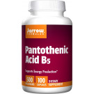 Pantothenic Acid B5, 500mg - 100 caps