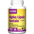 Alpha Lipoic Sustain, 300mg with Biotin - 60 tabs