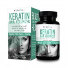Keratin Hair Volumizer - 60 caps