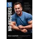 51 Days: No Excuses, Rich Gaspari Book