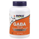 GABA, 750mg Sustained Release -  120 tabs