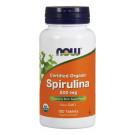 Spirulina Organic, 500mg - 100 tabs