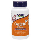 CoQ10 with Selenium & Vitamin E, 50mg - 200 softgels