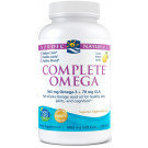 Complete Omega, 565mg Lemon - 120 softgels