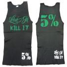 Design #9 Love It Kill It 5% Ribbed Tank Top