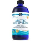 Arctic Cod Liver Oil, 1060mg Orange - 473 ml.