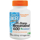 Trans-Resveratrol 600, 600mg - 60 vcaps