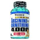 Arginine + Ornithine 4000 - 180 caps