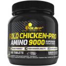 Gold Chicken-Pro Amino 9000 Mega Tabs - 300 tabs