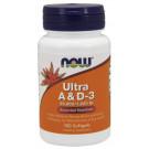 Ultra A & D3, 25000 / 1000 IU - 100 softgels