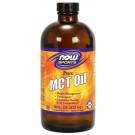 MCT Oil, Pure Liquid - 473 ml.