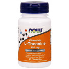 L-Theanine with Inositol and Taurine, 100mg - 90 chewables