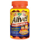 Alive! Gummies, Multi-Vitamin for Children - 90 gummies