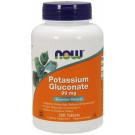 Potassium Gluconate, 99mg - 250 tabs