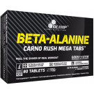 Beta Alanine, Carno Rush - 80 caps