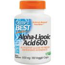Alpha Lipoic Acid, 600mg - 180 vcaps