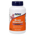 Brain Attention - 60 chewables
